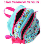 Backpack 3 compartments