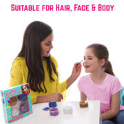 Glitters for Face and Body