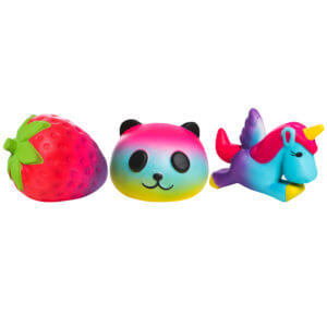 Squishies, Soft release toys