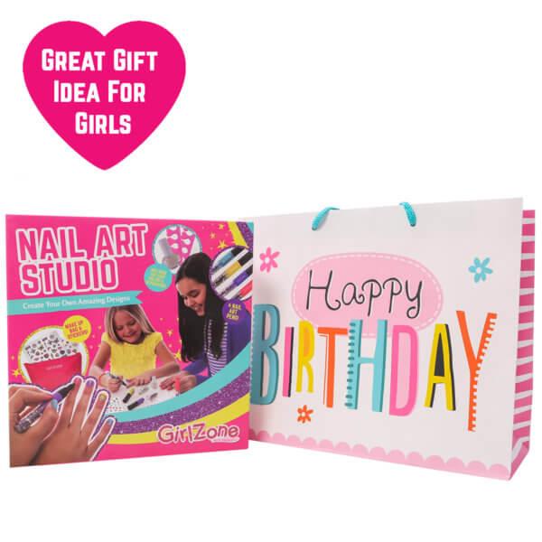 Birthday Present For Girls Birthday Bag