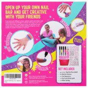 Nail Set For Girls Back