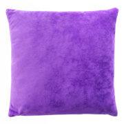 Sequin cushion back