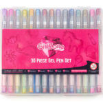 Coloured gel pens for girls, Coloured gel pens, Best gel pens for colouring