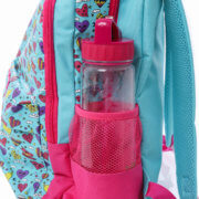 Backpack bottle holder