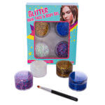 Box and Pots Glitter