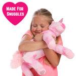 Ella Cuddling