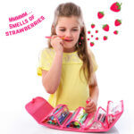 Smelling Fruit Scented Stationery Set