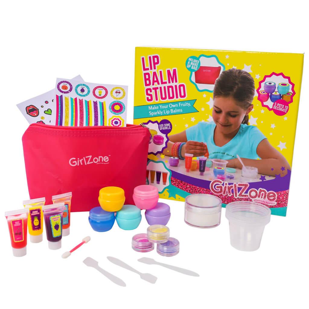 GirlZone Make Your Own LipBalm