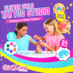 GirlZone Glitter Tattoo Studio