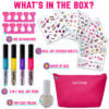 Nail Art Studio – what's in the box?