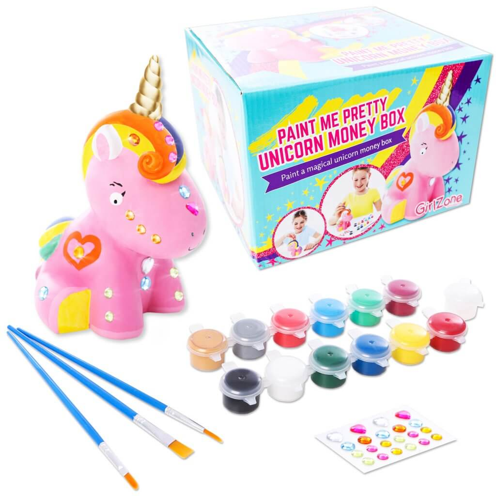 Paint Your Own Unicorn Main