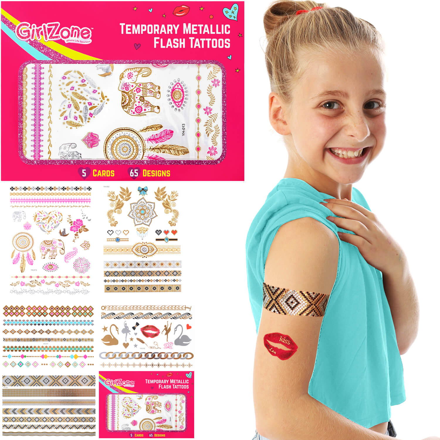 tattoos for girls present-1
