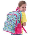 Backpack on jess