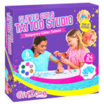 3d box Glitter tattoo-no website url