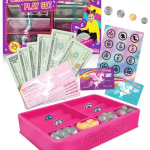 Unicorn Play Money Set