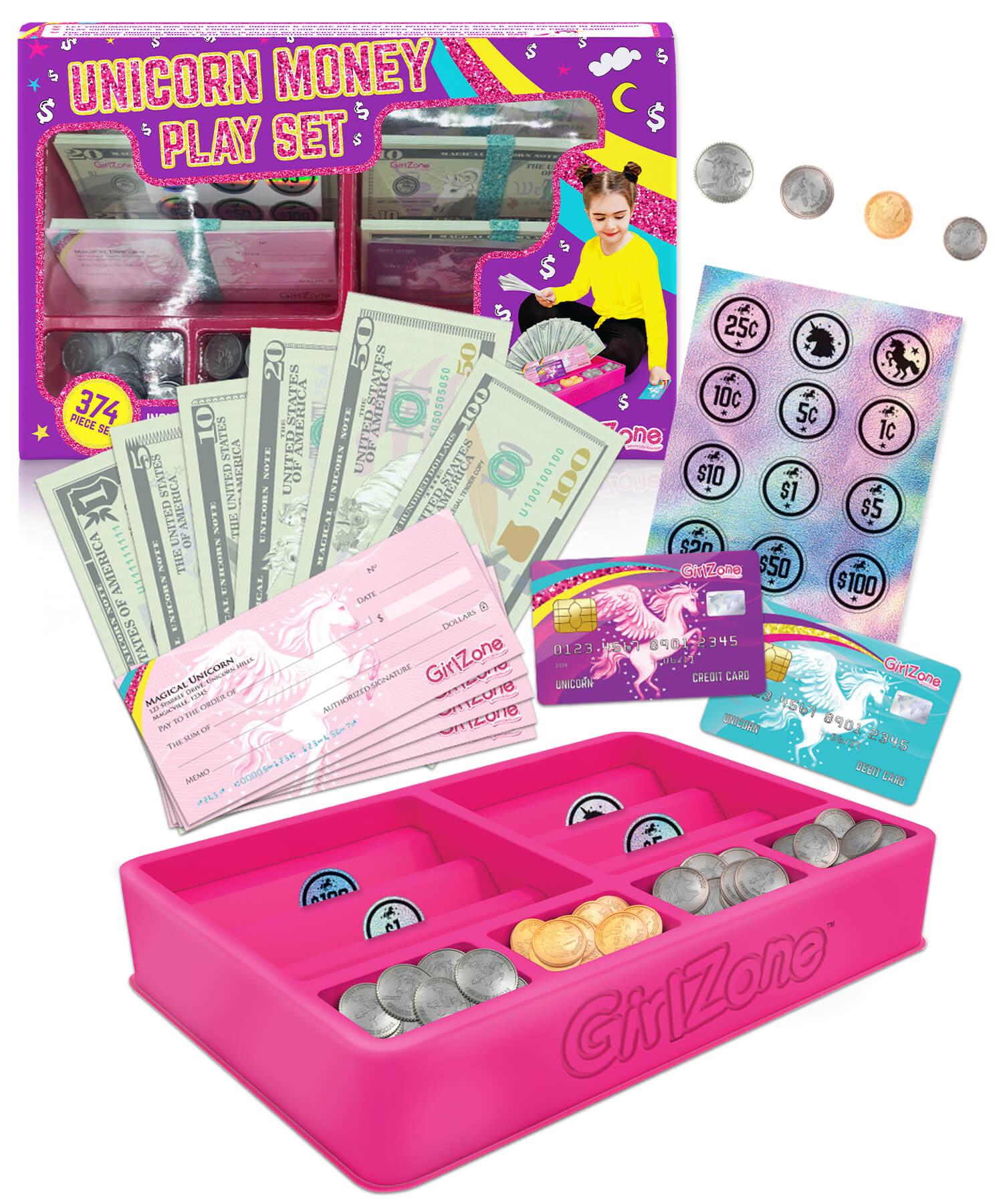 Unicorn Play Money Set