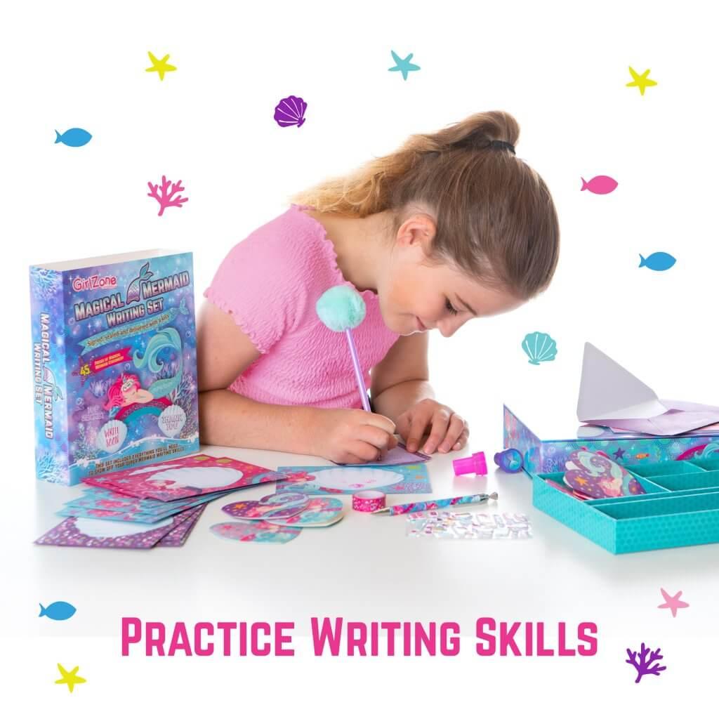 Mermaid Writing Set