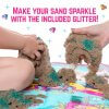 Make your sand sparkle
