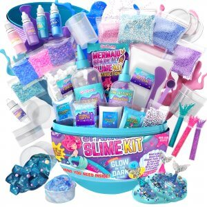 Mermaid Slime Egg Kit
